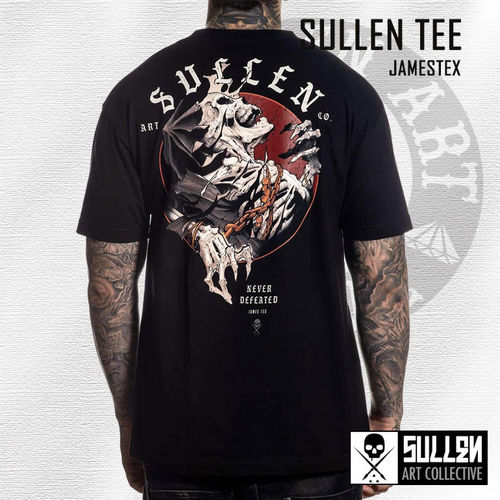 Sullen - Jamestex Tee - Black