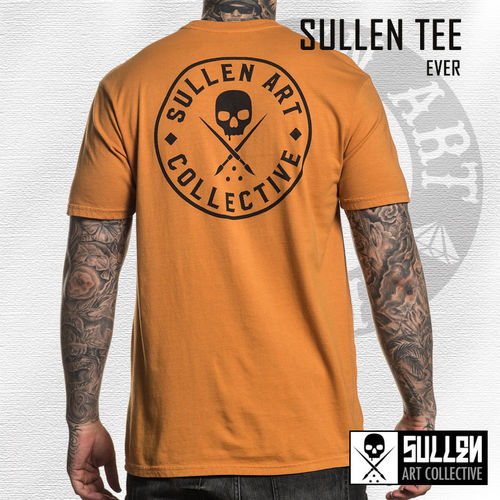 Sullen - Ever Tee - Texas Orange
