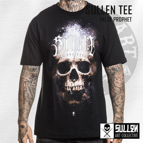Sullen - False Prophet Tee - Black