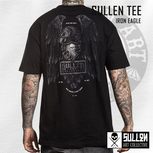 Sullen - Iron Eagle Tee - Black