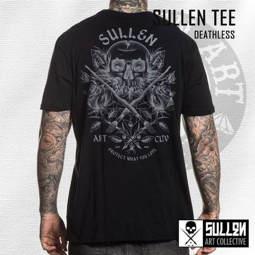 Sullen - Deathless Tee - Black