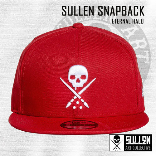 Snapback - Eternal Halo - Red