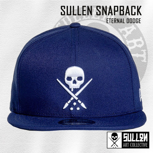 Sullen Snapback - Eternal Dodge - Blue