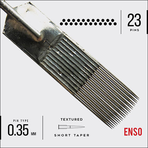TatSoul Envy Enso Needles - 50 pcs - Traditional Curved Magnums