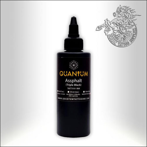 Quantum Ink - Assphalt, 30ml