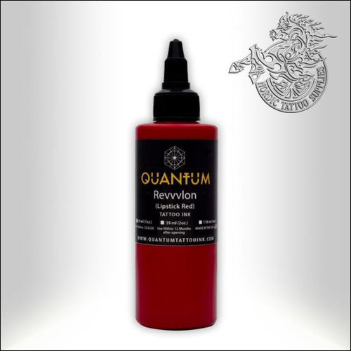 Quantum Ink - Revvvlon Red, 30ml