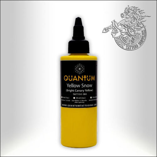 Quantum Ink - Yellow Snow, 30ml