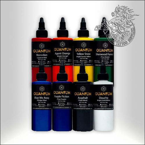 Quantum Ink Basic Color Set 8x30ml