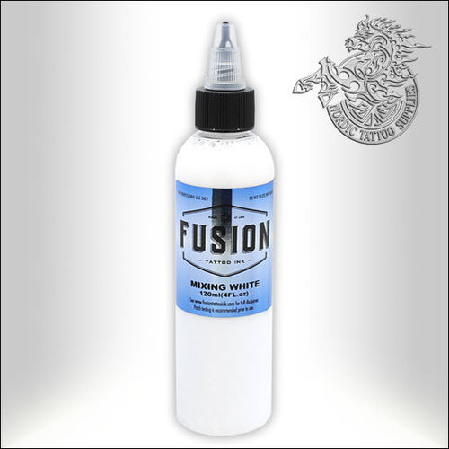 Fusion Ink 120ml Mixing White