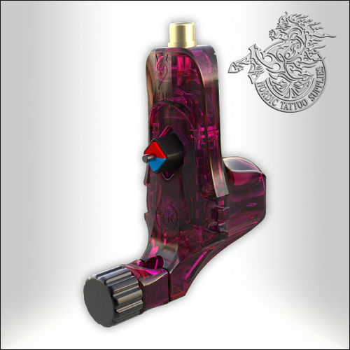 Bez Little Ego V2+ Rotary Machine - Crystal Pink