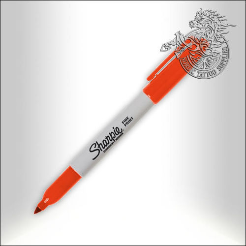 Sharpie Permanent Marker - Optic Orange