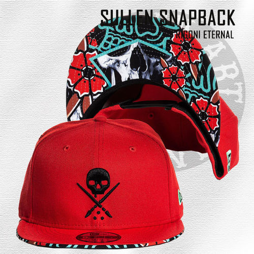 Sullen Snapback - Rigoni Eternal - Red