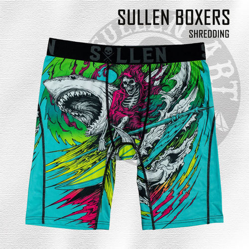 Sullen - Shredding Boxers