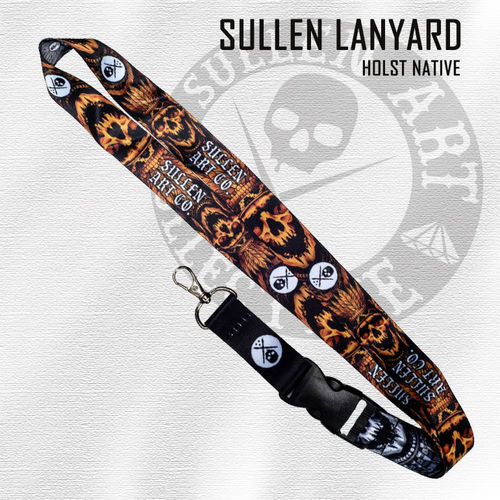 Sullen Holst Native Lanyard