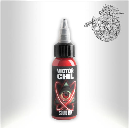 Solid Ink Victor Chil 30ml Fever