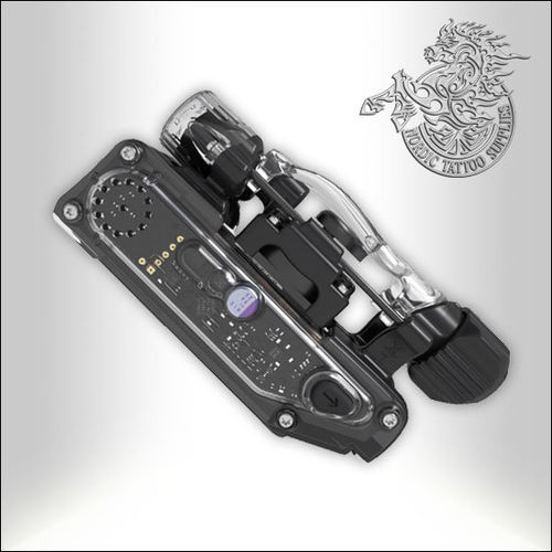 Inkjecta Flite X1 - Battery Powered Tattoo Machine - Glass