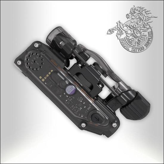 Inkjecta Flite X1 Battery Powered Tattoo Machine Smoke Nordic Tattoo Supplies