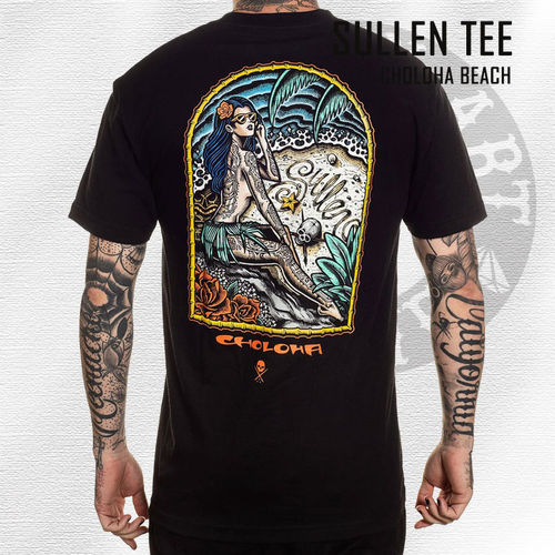 Sullen - Choloha Beach Tee - Black