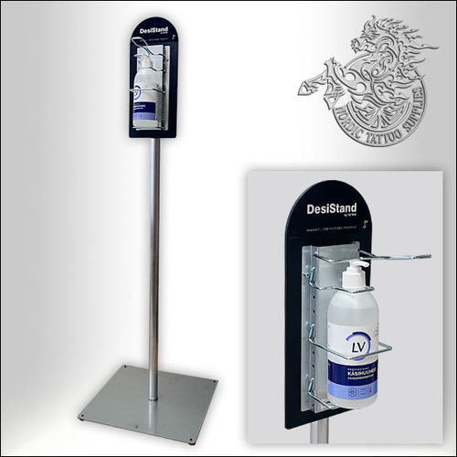 PatentDispenser for Disinfectant with Stand
