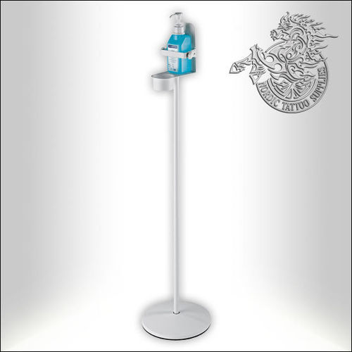 K&M Stand with Bracket for Disinfectant