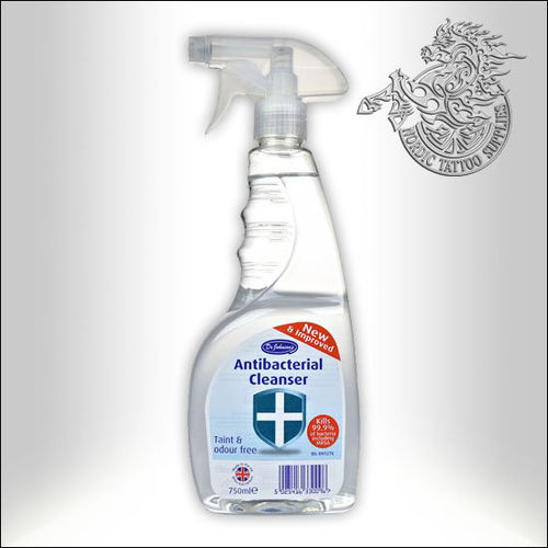 Dr Johnson's Anti-Bacterial Cleanser - 750ml