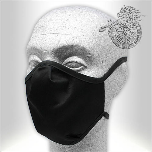 Intercept CU22 Mask Set - Black
