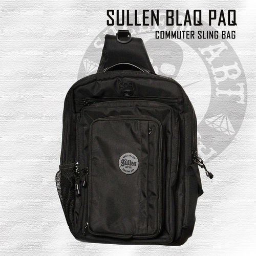 Blaq Paq Commuter Sling Bag