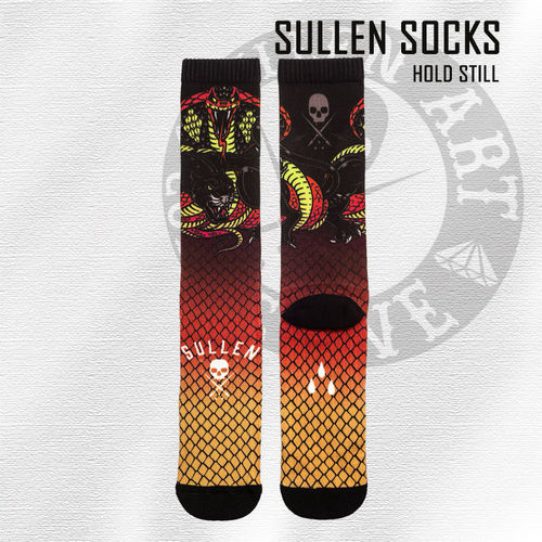 Sullen Hold Still Socks
