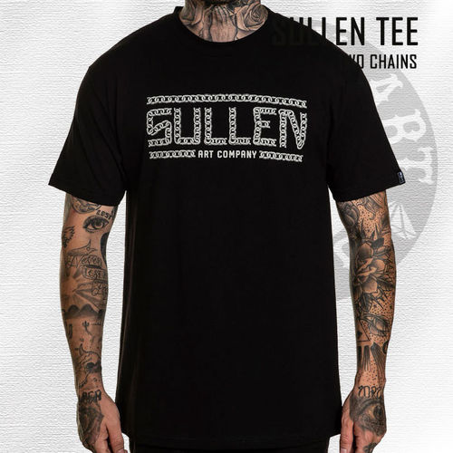 Sullen - Two Chains Tee - Black