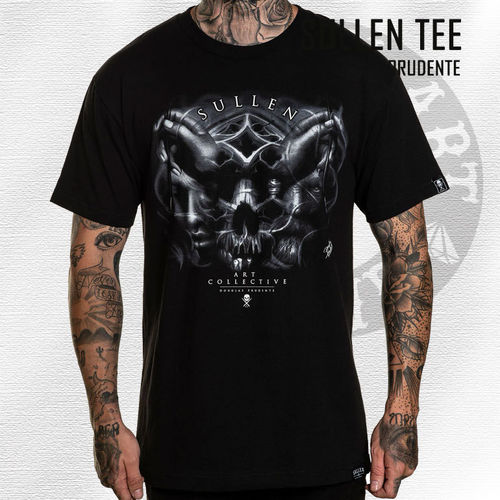 Sullen - Prudente Tee - Black
