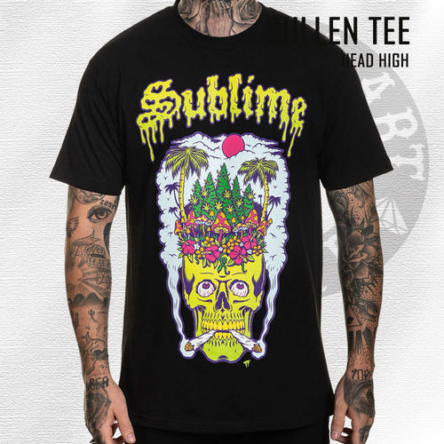 Sullen - Head High Tee - Black