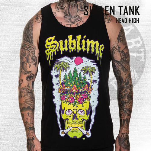 Sullen - Head High Tank - Black