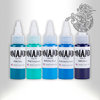 Dynamic Ink 30ml Oceans Color Set 5 Colors