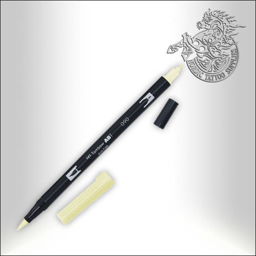 Tombow Pen 090 Lemon Cream