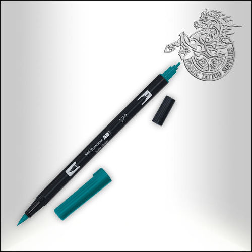 Tombow Pen 379 Jade Green