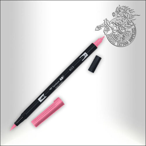 Tombow Pen 803 Pink Punch