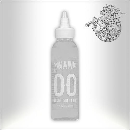 Dynamic Ink 120ml #00 Mixing Solution