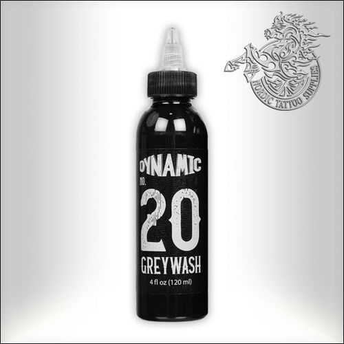 Dynamic Ink 120ml Greywash #20