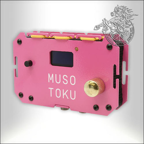 Musotoku Power Unit - Pink Limited Edition