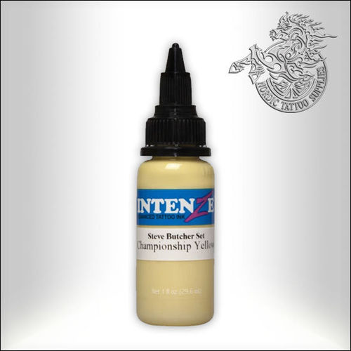 Intenze - Steve Butcher - Championship Yellow 30ml