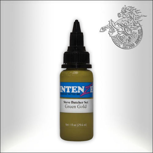 Intenze - Steve Butcher - Green Gold 30ml