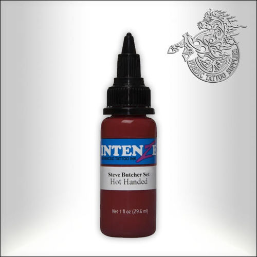 Intenze - Steve Butcher - Hot Handed 30ml