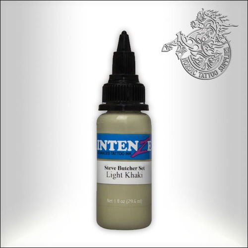 Intenze - Steve Butcher - Light Khaki 30ml