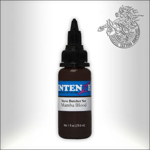 Intenze - Steve Butcher - Mamba Blood 30ml