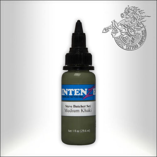 Intenze - Steve Butcher - Medium Khaki 30ml