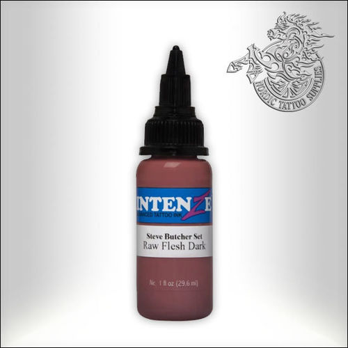 Intenze - Steve Butcher - Raw Flesh Dark 30ml