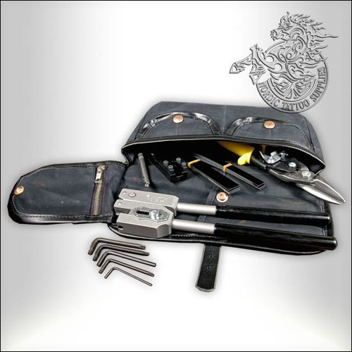 Workhorse Tool Roll Bag - Full Set with Tools