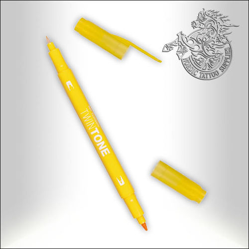 Tombow Marker - TwinTone - 03 Yellow