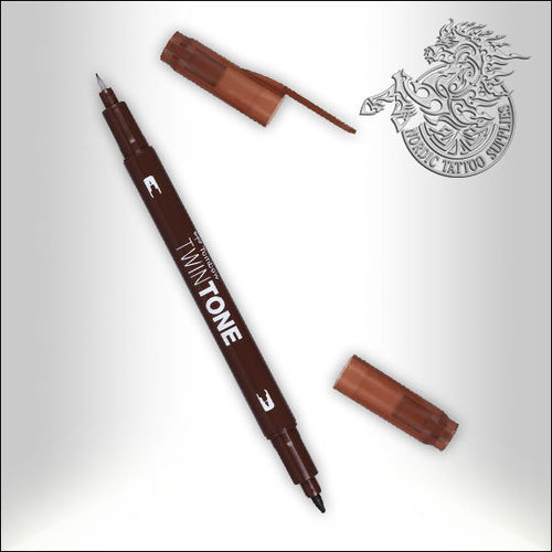 Tombow Marker - TwinTone - 41 Chocolate