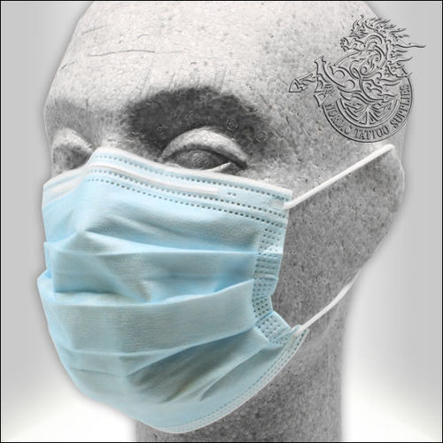 Purism Surgical Grade Face Mask 50pcs - Type IIR